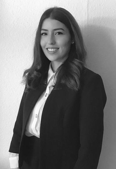 Fulya Sip Praktikantin und Studentin der Rechtswissenschaften